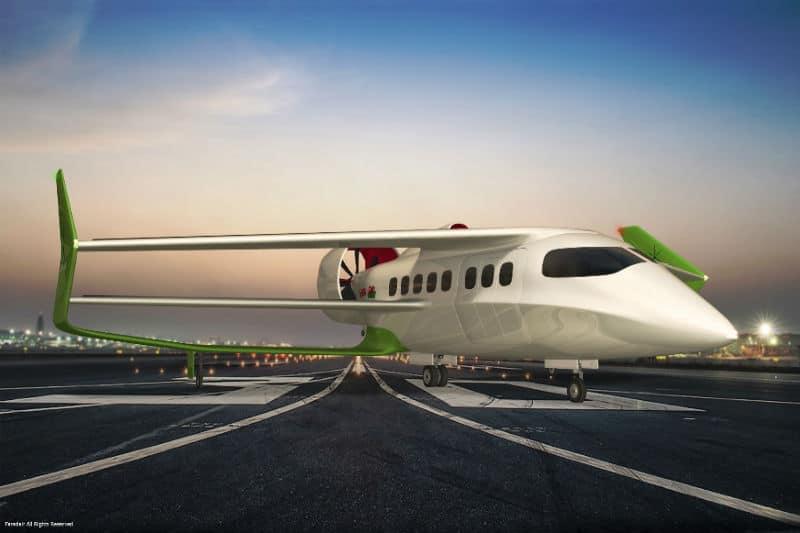 Empresa cria aeronave movida a biodiesel e a eletricidade
