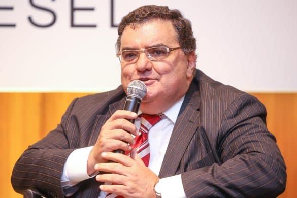 Presidente da Ubrabio, Juan Diesgo Ferrés, no lançamento da Frente Parlamentar Mista do Biodiesel - Foto: André Coelho