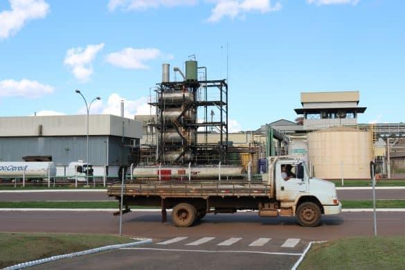 Unidade de produção de biodiesel da Granol/Anápolis-GO - Foto: Ubrabio
