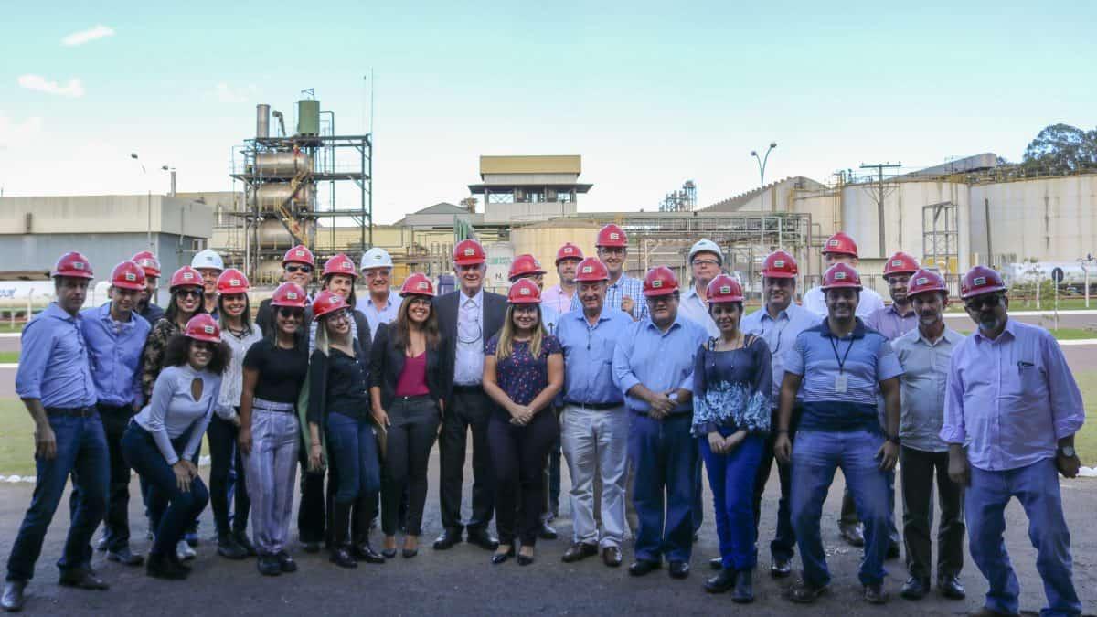 Granol recebe RenovaBio Itinerante e leva público para 'dia de fábrica'