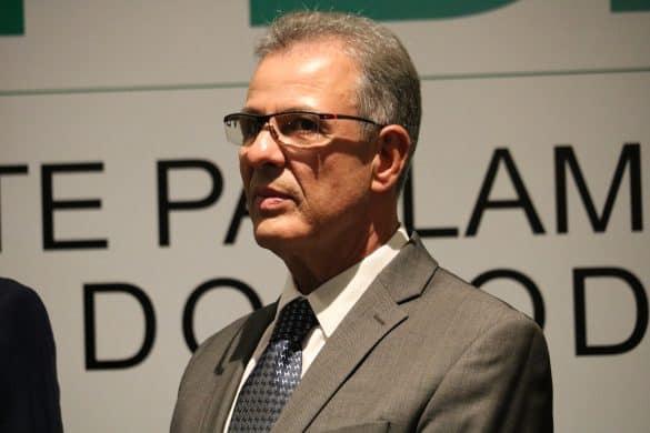 renovabio: Ministro Bento Albuquerque, em evento do setor de biodiesel em junho - Foto: André Coelho