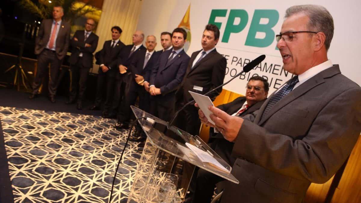 Lançamento da Frente Parlamentar Mista do Biodiesel