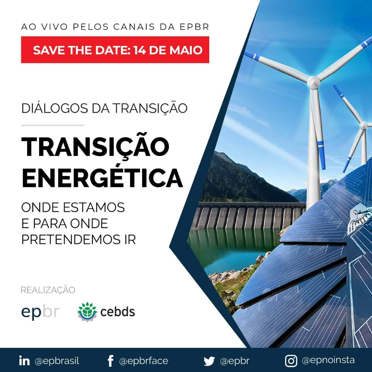 Diálogos da Transição: Transição energética @ Rio de Janeiro-RJ