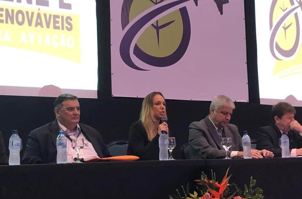 Ubrabio participa de congresso internacional sobre biocombustíveis para aviação