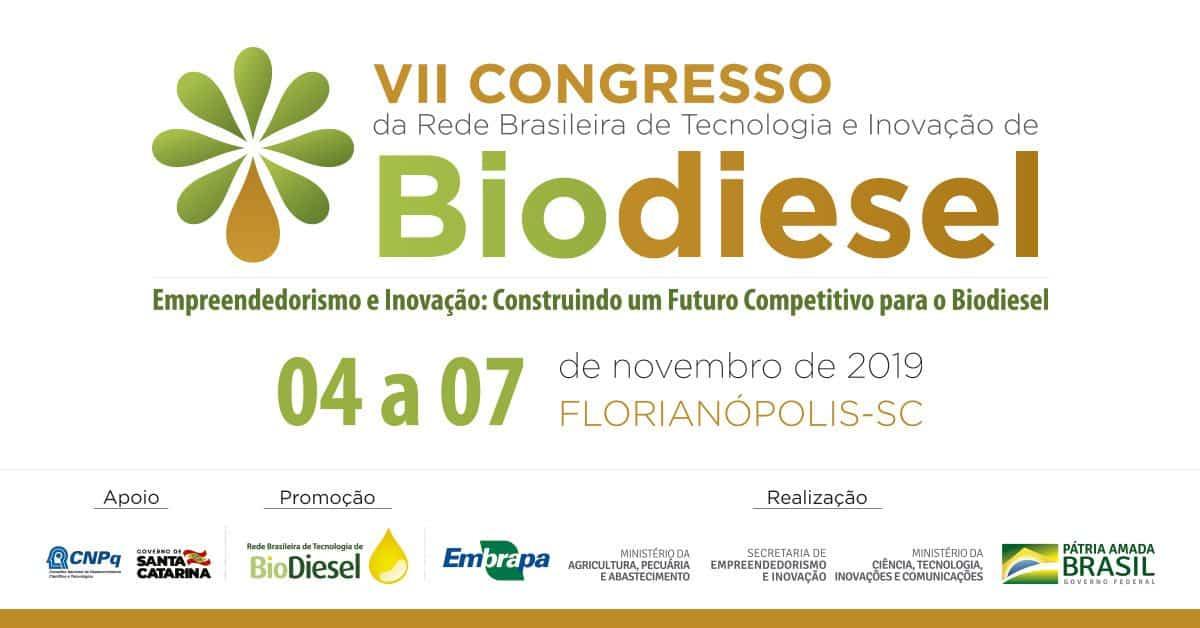 Ministro do MCTIC convida para o Congresso de Biodiesel
