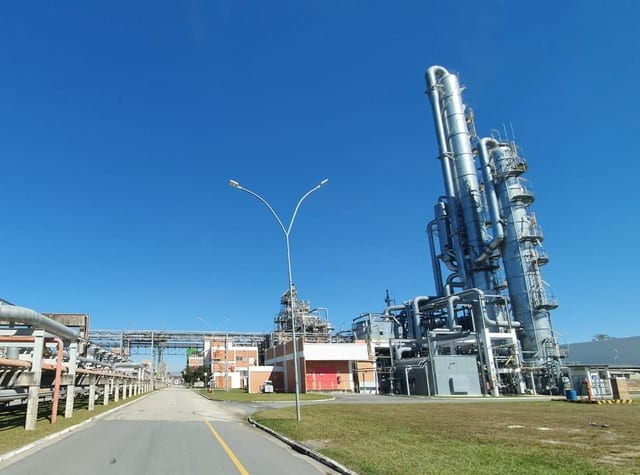 Basf vai ampliar produção de metilato para biodiesel