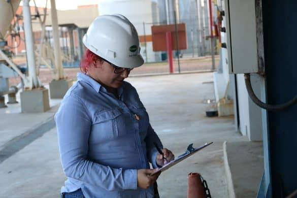 Unidade de produção de biodiesel - Foto: Arquivo/Ubrabio