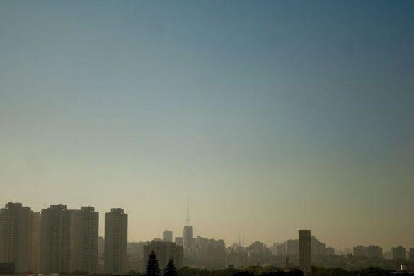 emissões de carbono, qualidade do ar, temperatura do planeta
