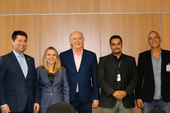 Reunião Ubrabio e MME