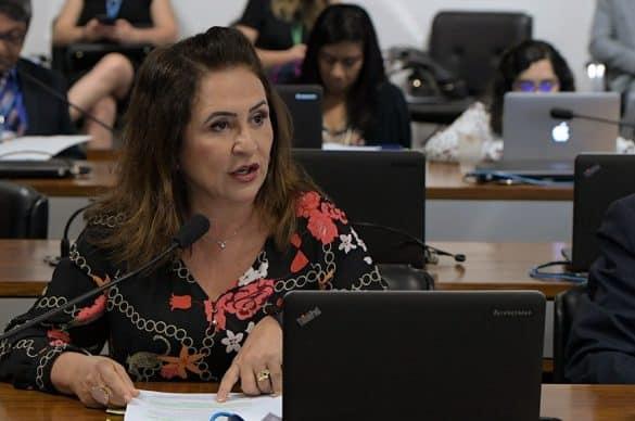 Senadora Kátia Abreu
