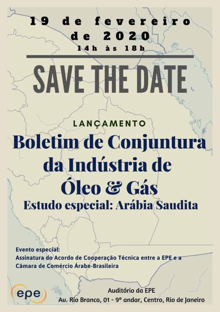 Lançamento do Boletim de Conjuntura da Indústria de Óleo e Gás @ Rio de Janeiro-RJ