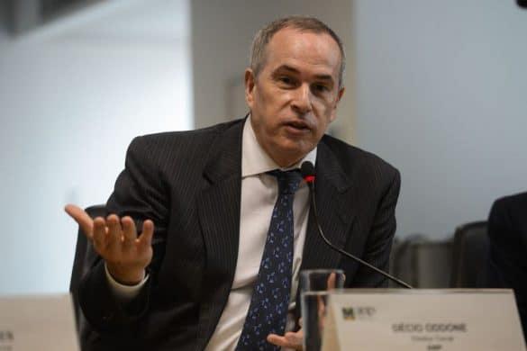 O diretor-geral da ANP, Décio Oddone, disse que os leilões efetuados no país representaram um marco para a retomada da indústria de petróleo e gás no Brasil - Tomaz Silva/Agência Brasil