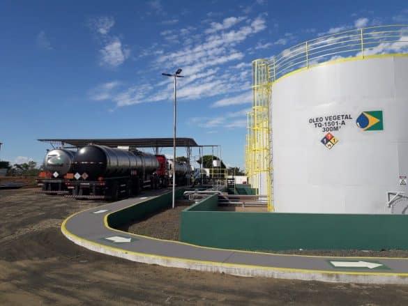 unibras, biodiesel, piauí