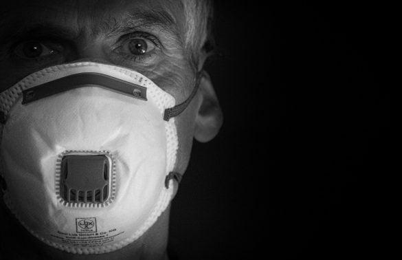 pandemia, poluição do ar