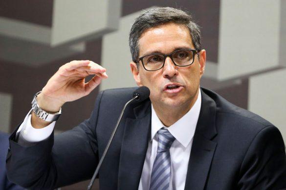 """Roberto Campos Neto: """"O tema da mudança climática está na agenda de todos os bancos centrais"""