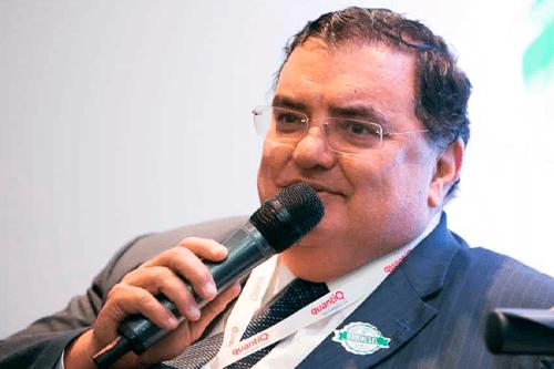 Juan Diego Ferrés, Presidente da Ubrabio