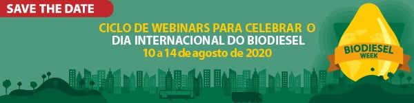 dia internacional do biodiesel e biodiesel week