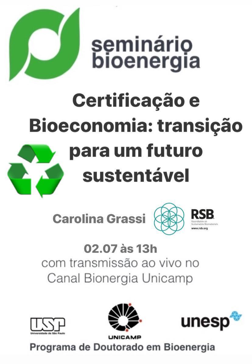seminário bioenergia