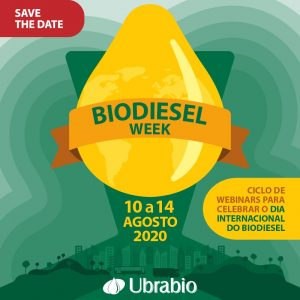 biodiesel week, dia internacional do biodiesel
