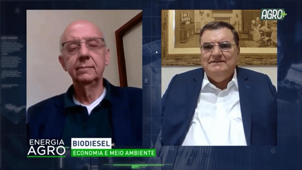 ENTREVISTA-Juan Diego Ferrés fala sobre expansão do mercado de biodiesel no Brasil, no programa Energia Agro