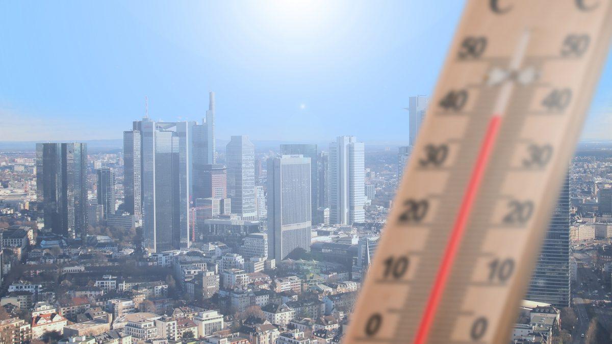 ONU prevê temperaturas mais altas até 2024