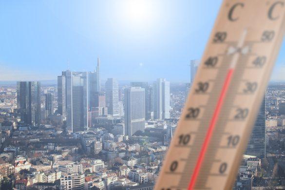 temperatura média do planeta