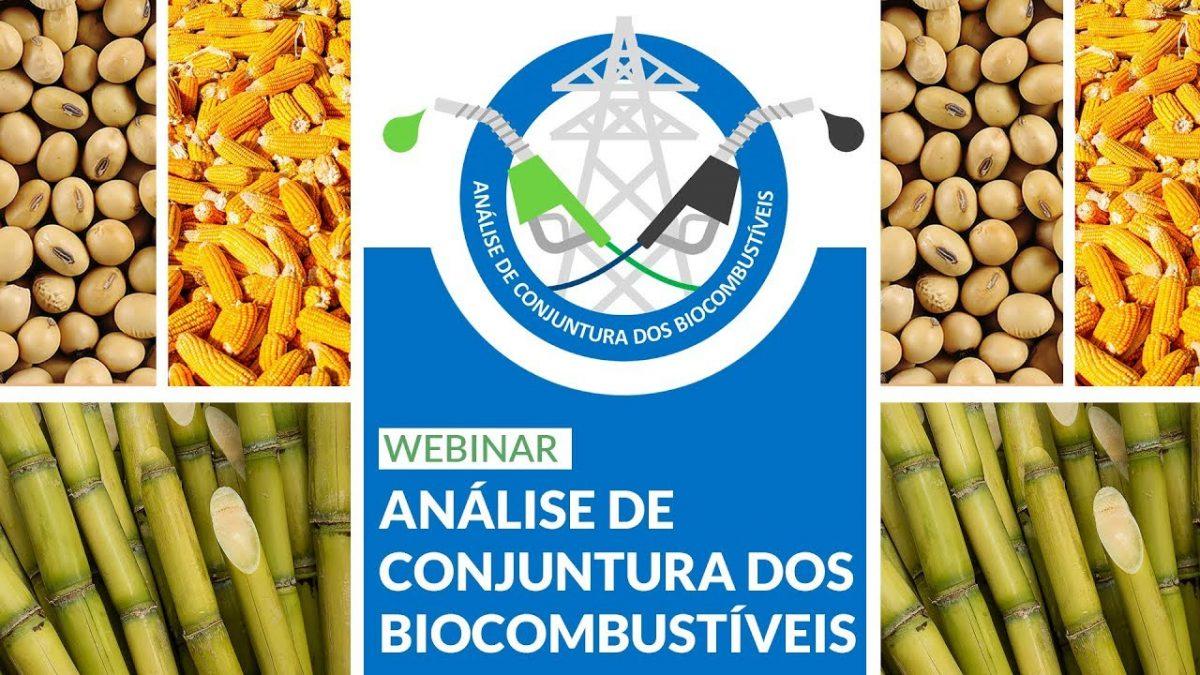 Clipping 1ª edição: VÍDEO-EPE apresenta Análise de Conjuntura dos Biocombustíveis