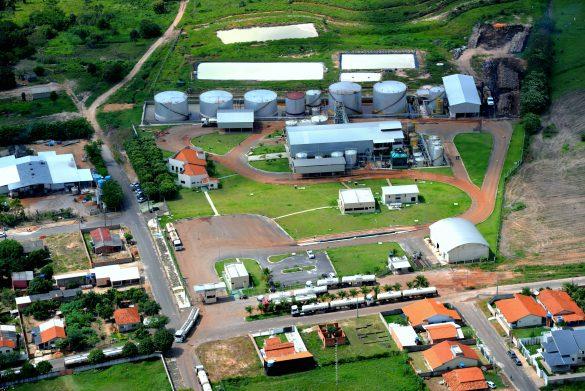 produção de biodiesel no brasil