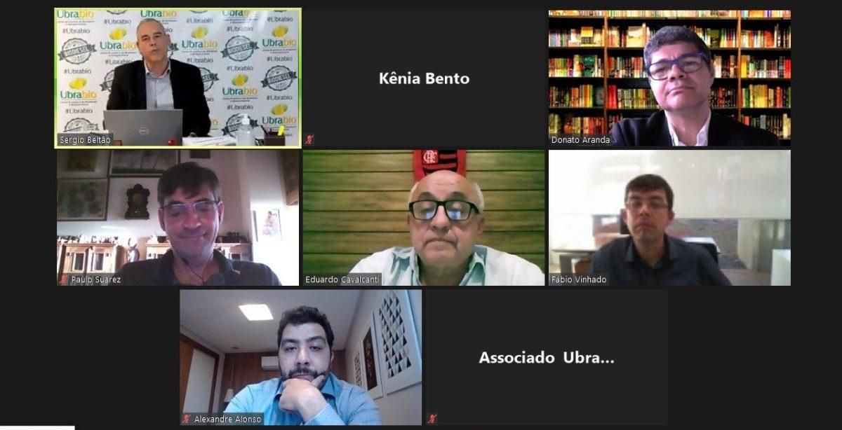 Pesquisadores participam de webinar sobre a qualidade do biodiesel brasileiro