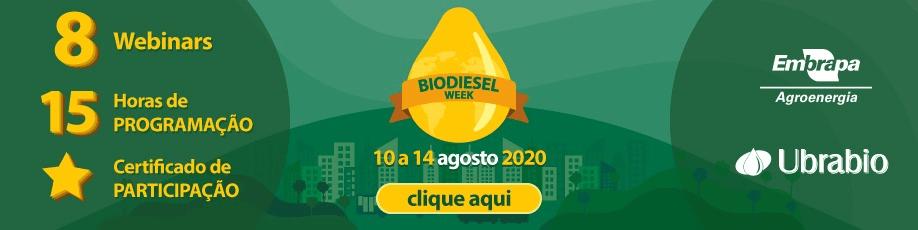 certificado biodiesel week