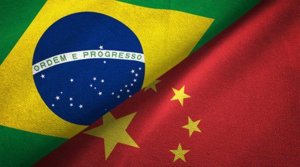 Comércio Brasil China