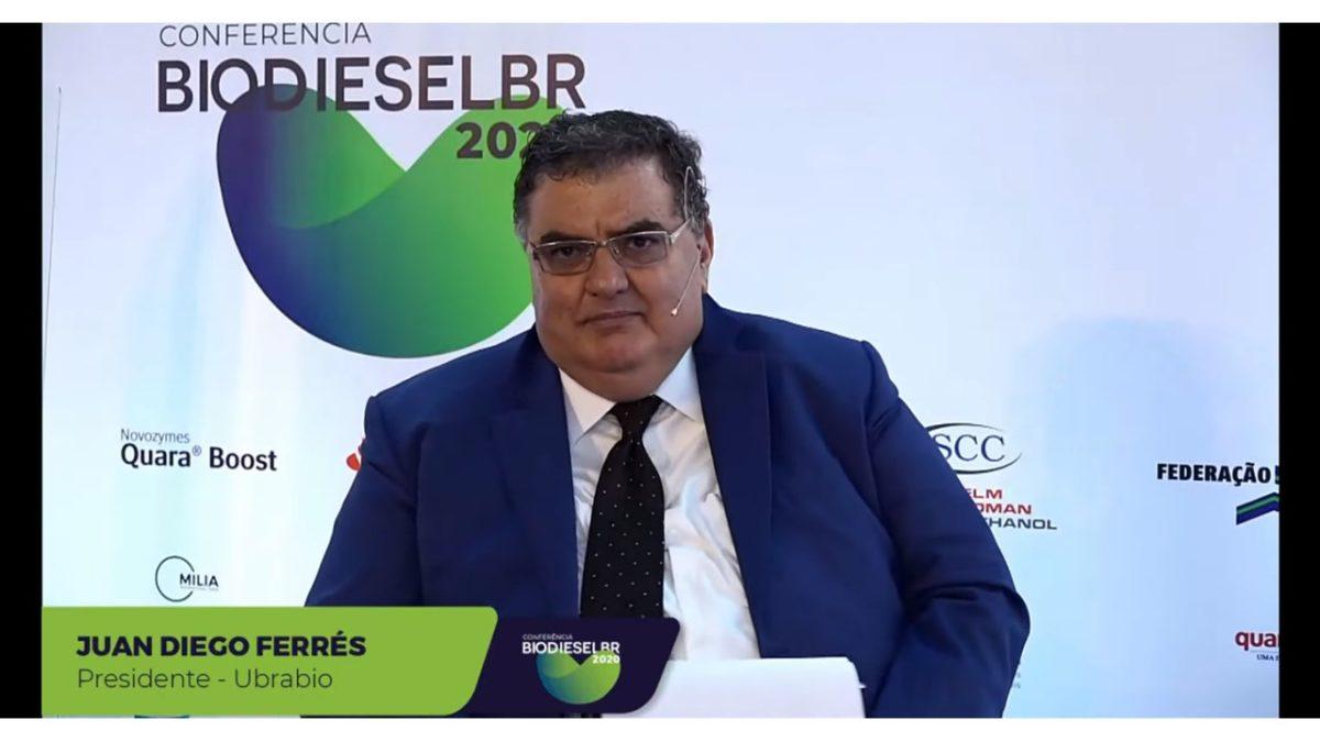 Biodiesel: problema não é de disponibilidade de matéria-prima, mas de gestão da agregação de valor, diz presidente da Ubrabio