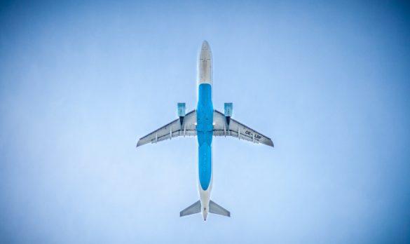 Biocombustível de aviação