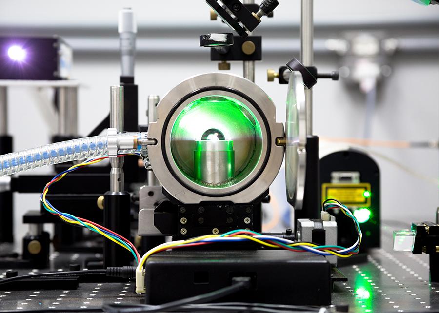 Ponte Inovação: Laser avalia sementes de soja de forma rápida e com baixo custo