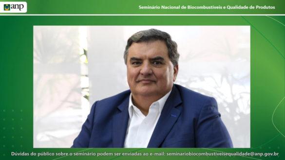 Juan Diego Ferrés em Seminário Nacional de Biocombustíveis e Qualidade de produtos - ANP