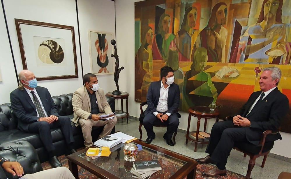Em semana de reuniões com parlamentares, Ubrabio e Unicafes-AL defendem agenda do CNPE