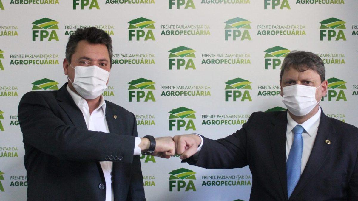 Clipping 1ª edição: Ministro da Infraestrutura diz que bancada do agro tem sido determinante para chegada de novos investidores ao Brasil