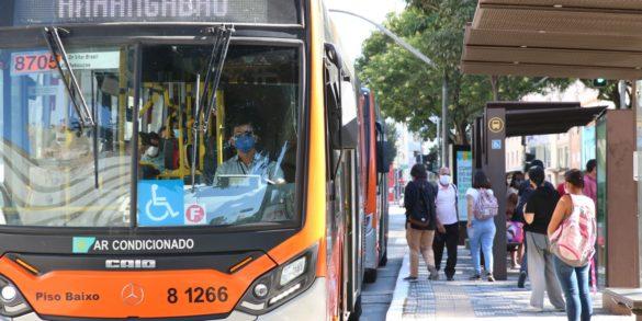 Onibus São Paulo Estudo