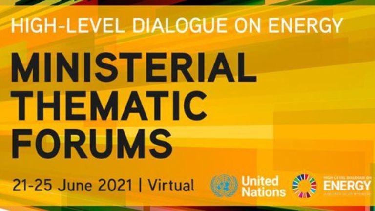 Clipping 2ª edição: Brasil apresenta pactos energéticos em biocombustíveis e hidrogênio no Diálogo em Alto Nível da ONU sobre Energia