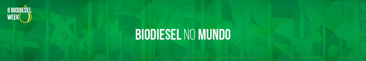 II Biodiesel Week -Biodiesel no Mundo