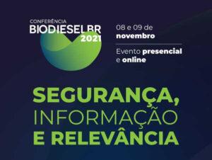 Como será a Conferência BiodieselBR de 2021 @ Hotel Tivoli Mofarej, na cidade de São Paulo