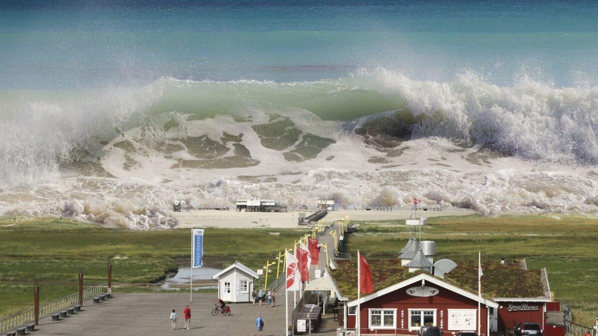 Clipping 1 Edição: Mudança climática acelera a vulnerabilidade global ao aumento do nível do mar