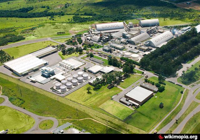 Secretários e dirigentes de vários ministérios visitam fábrica de biodiesel e conhecem potencial da produção nacional