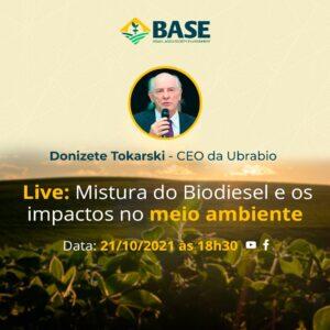 Mistura do Biodiesel e os Impactos no Meio Ambiente